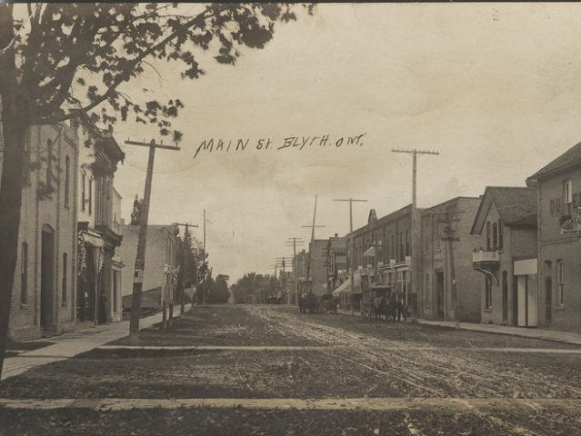 Blyth Historic Walking Tour