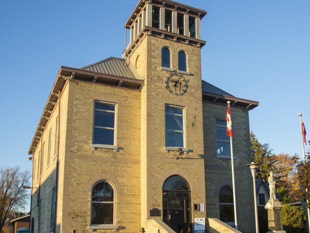 Hensall Heritage Hall