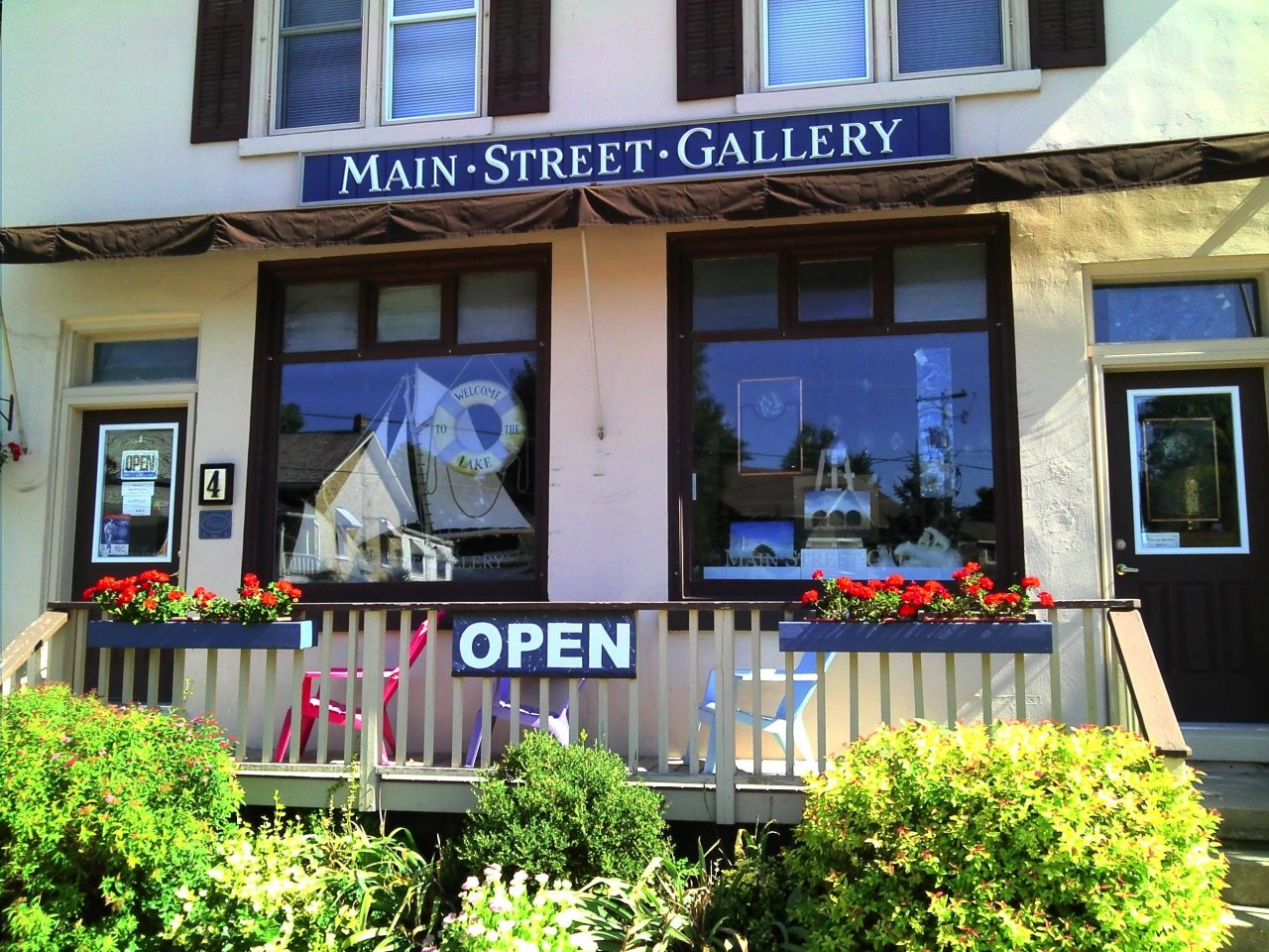 Main Street Gallery Bayfield