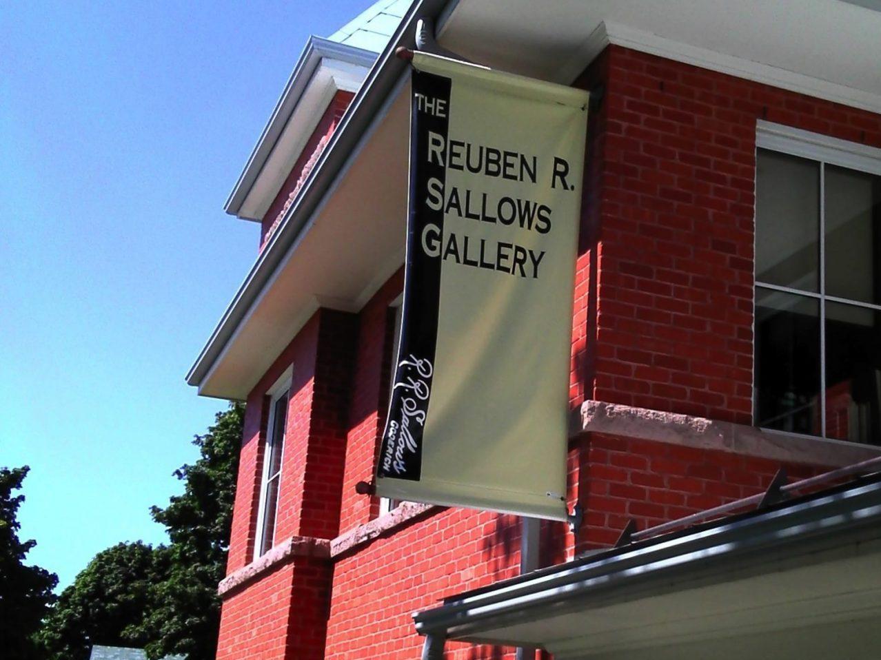 Reueben R. Sallows Gallery