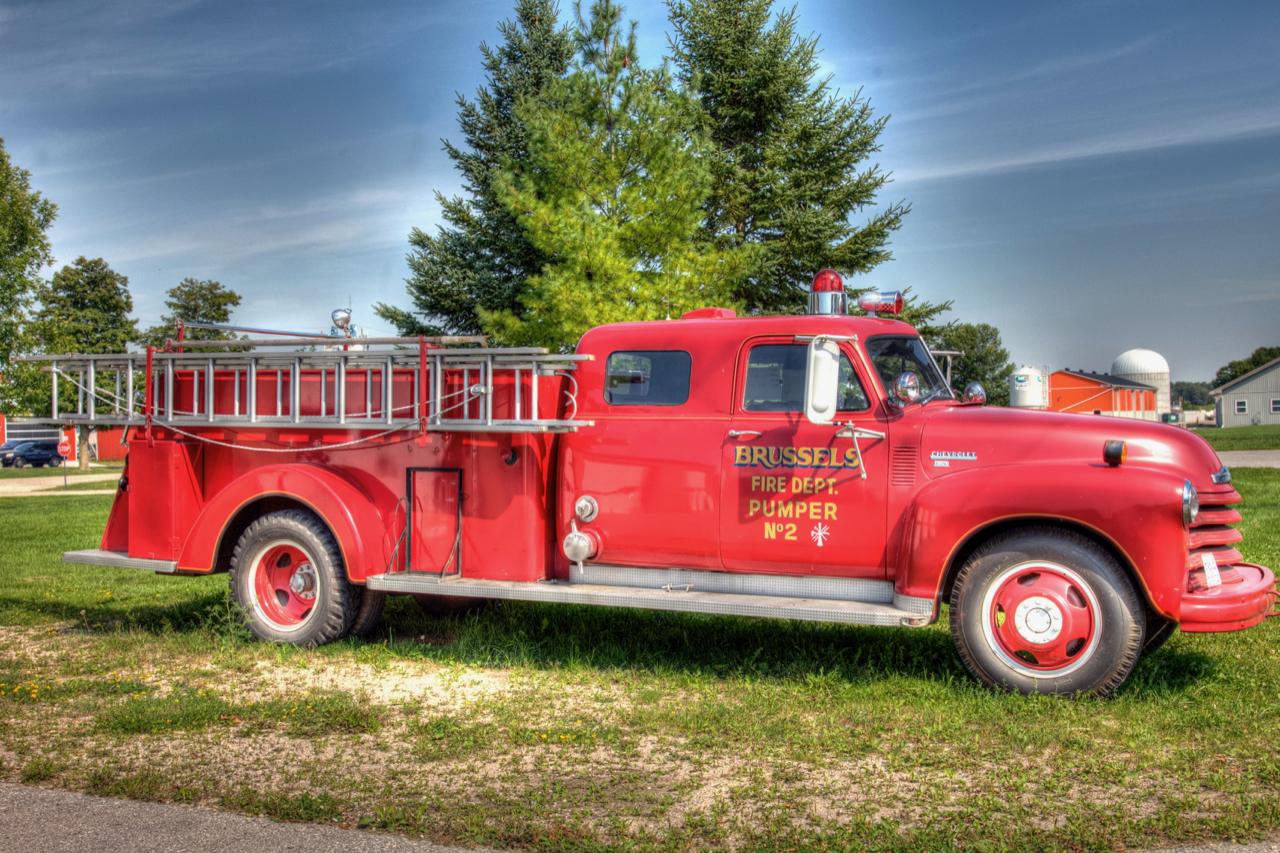 Brussels Fire Department