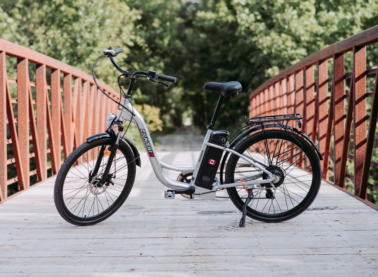 Bike & E-bike Rentals (Blyth Bike Tours) Image