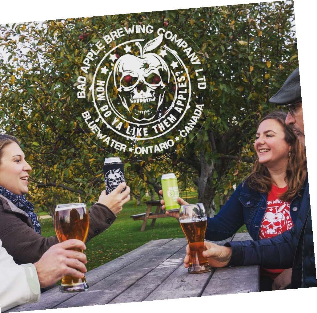 Local Brews (Bad Apple Brewing Company) Image