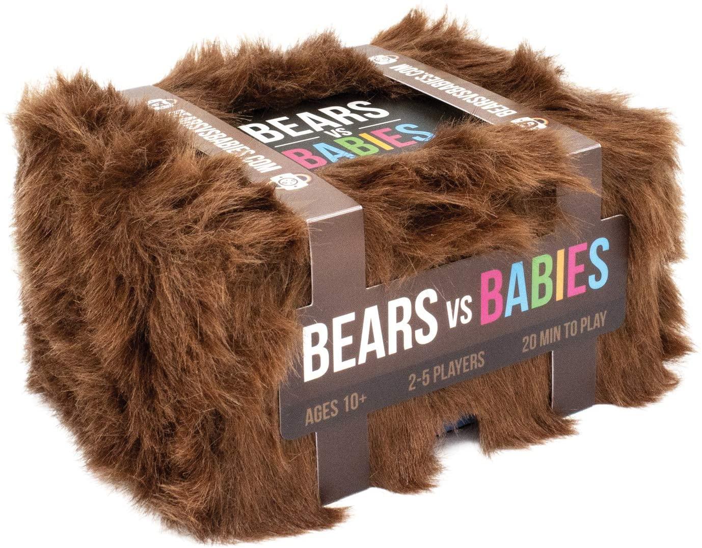 Bears vs Babies (Escape Room Goderich) Image