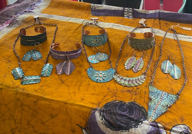 Anju Copper Patina Jewelry (Boho Tide) Image