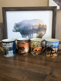 Mugs & Framed Prints (Cinnamon Cabin Company) Image