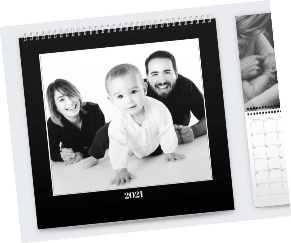 Custom Calendar (five one nine prints & frames) Image