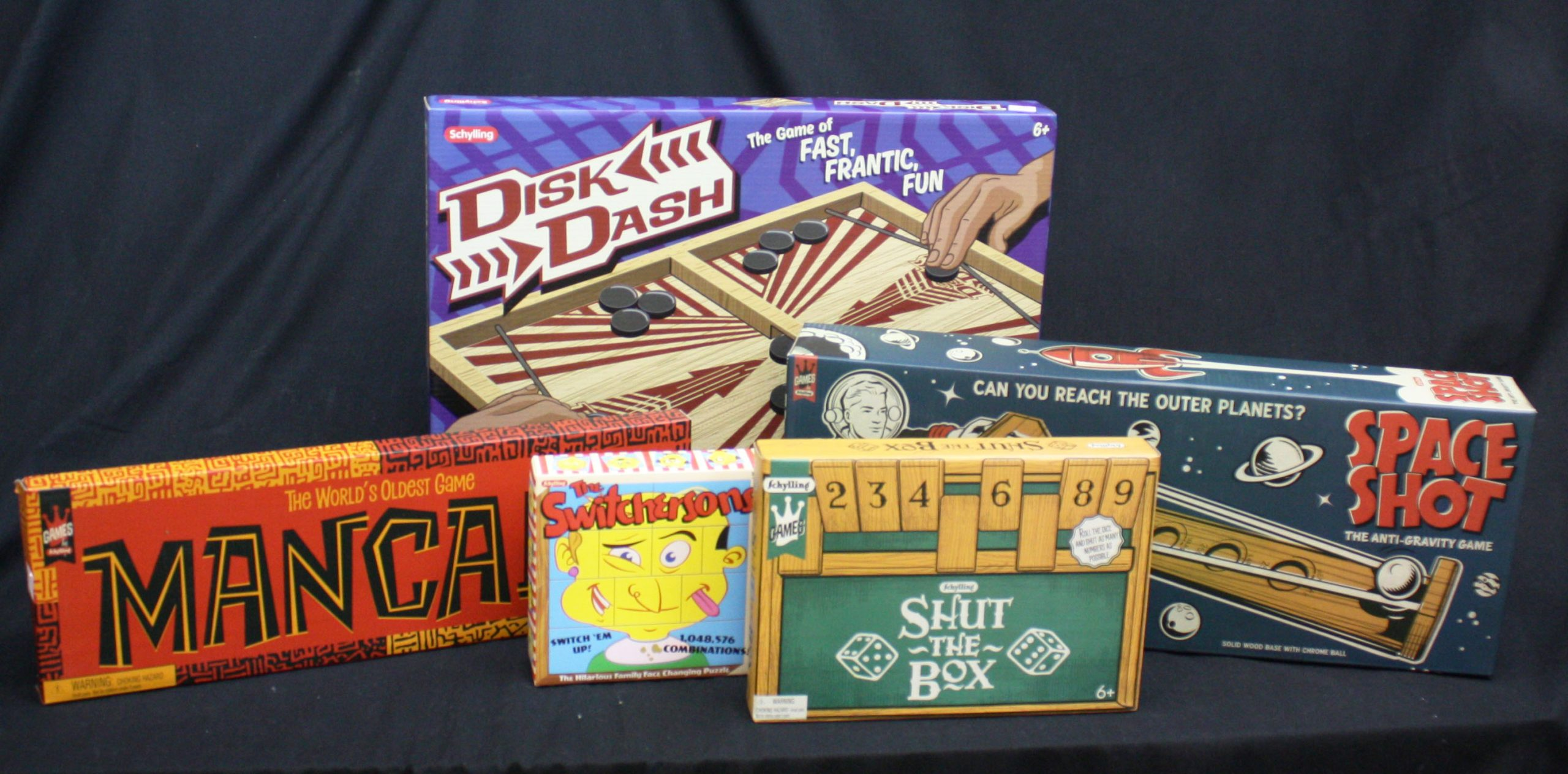 Classic Games (Huron County Museum) Image