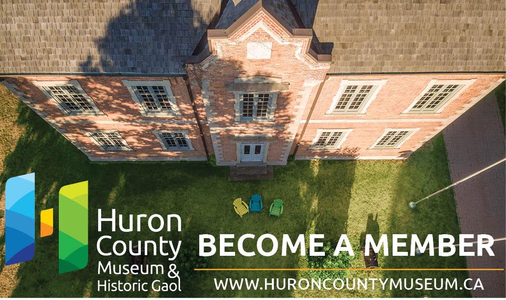 Huron County Museum Membership Image