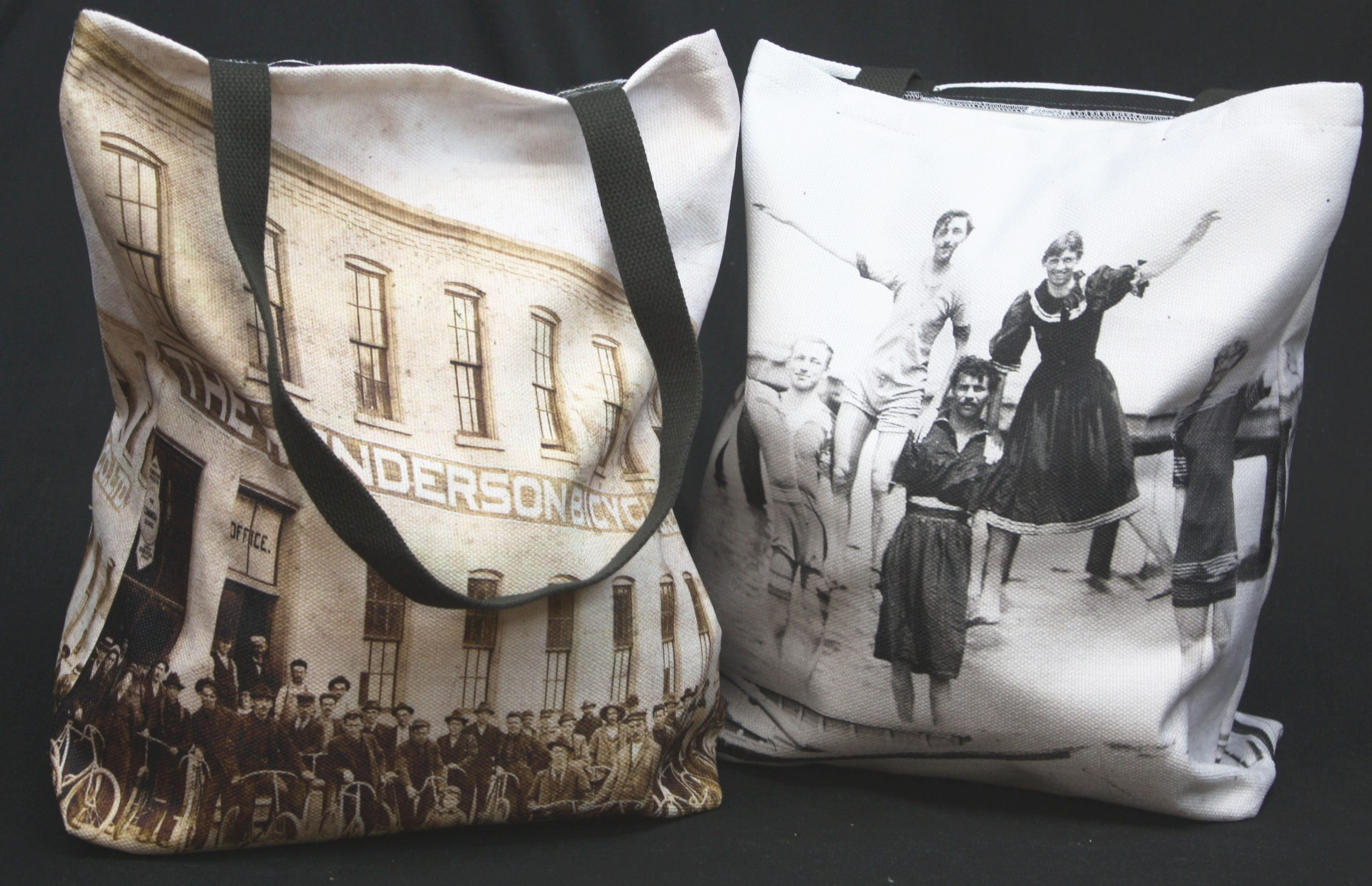 Historic Photo Totes (Huron County Museum) Image