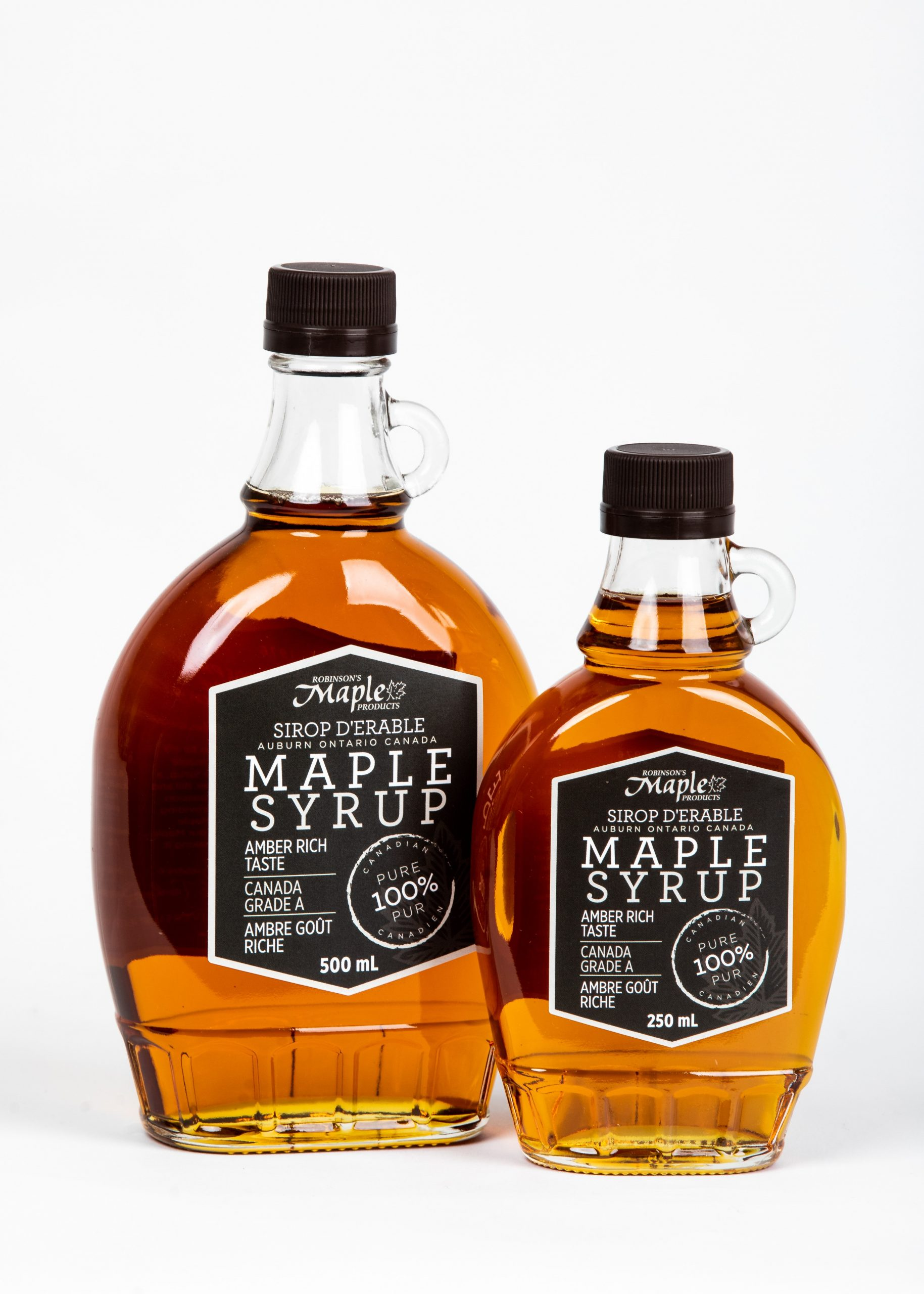 Local Maple Syrup (Robinson
