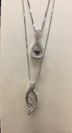 Diamond Necklace (Seaforth Jewellers) Image