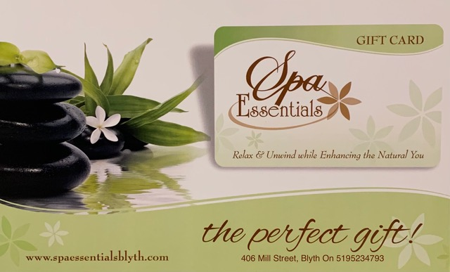 Gift Card (Spa Essentials) Image